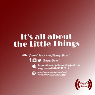 Ep (4): It's all about the Little Things