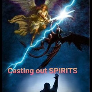 How To SPIRITUALLY GET RID OF ENTITIES Eden's Living TV's podcast