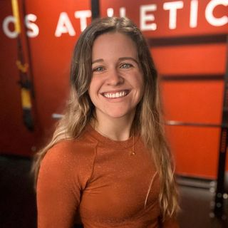 Episode 13- Strength Against Stigma, With Emily Cook! How Training Can Help With Mental Health
