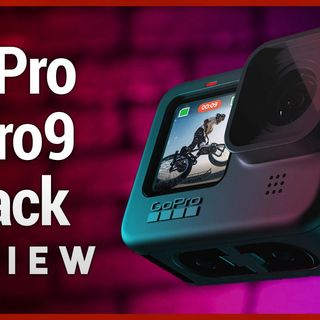 GoPro Hero9 Black Review - 5K Action Camera With Front Screen & Live Streaming