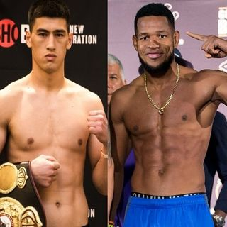 Inside Boxing Weekly:Bivol-Barrera Preview plus Wilder-Ortiz Talk.