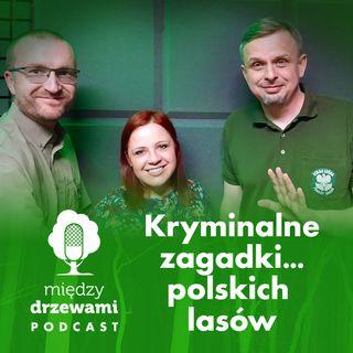 #37 Kryminalne zagadki polskich lasów [goście: M.Wieciech, D.Dyl]