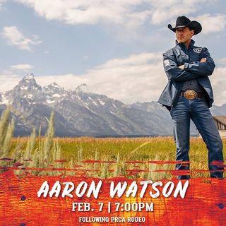 Aaron Watson / San Antonio Stock Show & Rodeo