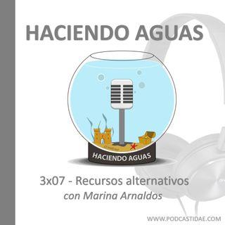 3x07 Fuentes alternativas de agua con Marina Arnaldos