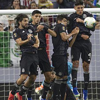 México avanza a semifinales en la Copa Oro 2019