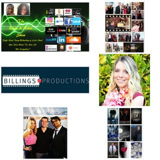 The Kevin & Nikee Show  - Leanna Billings - Actress, Production Manager, Filmmaker, Entrepreneur and Founder and CEO of Billings Productions