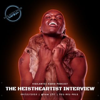 The HeIsTheArtist Interview.