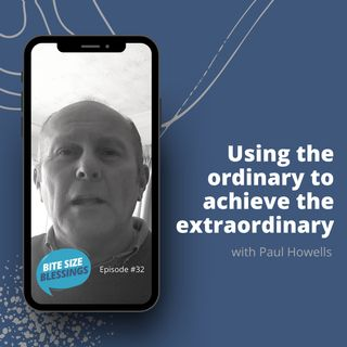 Using the ordinary to achieve the extraordinary