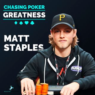 #13 Matt Staples: PartyPoker Team Online & Future World #1 Twitch Streamer