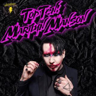 TopTen: Marilyn Manson