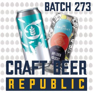 Batch273: Drinking Beer with a Straw