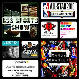 "BS3 Sports Show - ""#BlackPanther/#NBAAllStar Weekend"""
