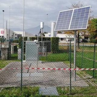 Una stazione meteo a Thiene: misurerà i fenomeni avversi nel tempo