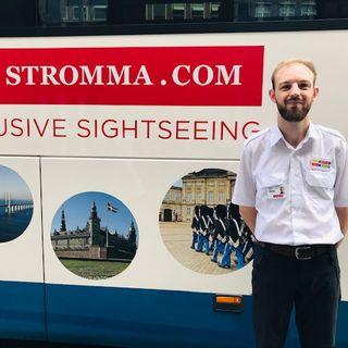 Martin og turistbussen 2:3 - Fra lediggang til job