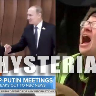 Trumpxiety, Trump Hysteria... Oh My