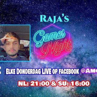 Raja's GamesNight Met Neelam Matadin