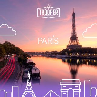 Viaja a Paris, Episodio 3.