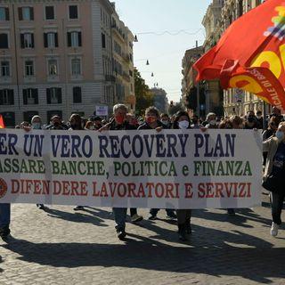 Recovery plan: senza parole!