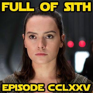 Episode CCLXXV: The Last Jedi on Netflix