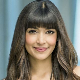 Hannah Simone on We Day