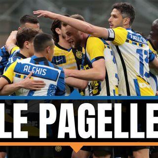 Ora parlerete di 'caso Lautaro-Conte', Vero? Inter-Roma 3-1: Pagelle e Commento a caldo