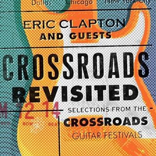ESPECIAL ERIC CLAPTON AND GUESTS CROSSROADS REVISITED PT03 #EricClapton #CrossroadsRevisited #yoda #r2d2 #mulan #twd #bop #westworld #onward