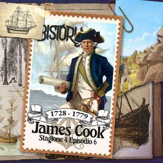 Bistory S04E06 James Cook