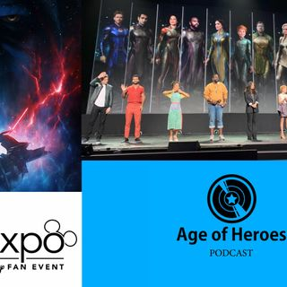 2019 D23 Expo Highlights and Final Thoughts | Episode #129