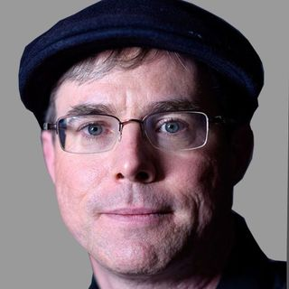 The Martian author Andy Weir on Artemis