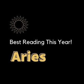 #ARIES BEST Reading This Year! Tarot Reading