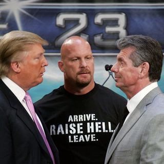 WWE Rivalries: Umaga & McMahon vs Lashley & Trump