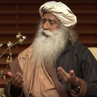 In Conversation with the Mystic - Jonathan Coslet with Sadhguru   Capitalism and Spirituality