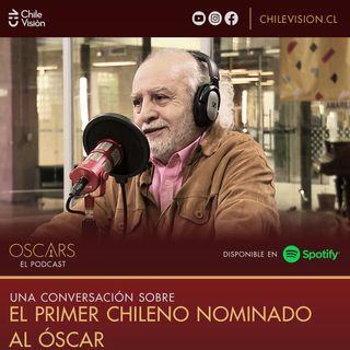 El primer chileno nominado al Óscar con Miguel Littin