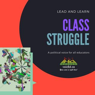 Class Struggle: A Voice for Educators
