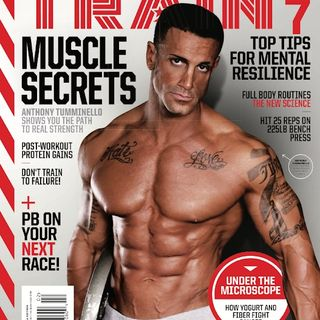 Episode 36 - Interview with a personal trainer (Anthony Tumminello)