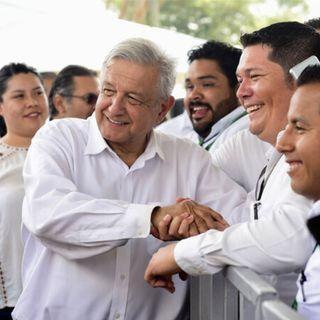 Gasoducto Cuxtal dará seguridad energética a Yucatán: AMLO
