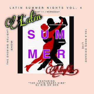 105.3 WXEQ Latin Summer Nights Vol.4