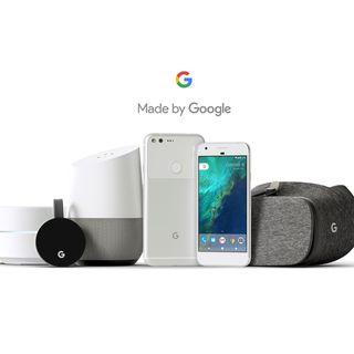 #madebyGoogle