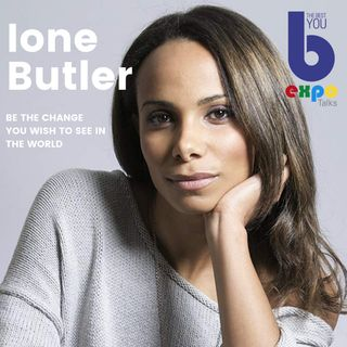 Iona Butler at The Best You EXPO