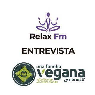 Entrevista a Rocío y Pablo (Una familia Vegana y normal)