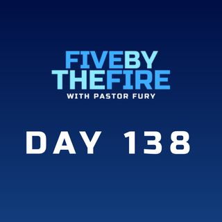 Day 138 - In God's Time