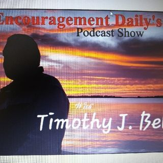 """Worry Not Of Opposition, For The Victory Is Already Yours"" - Encouragement Daily's show"