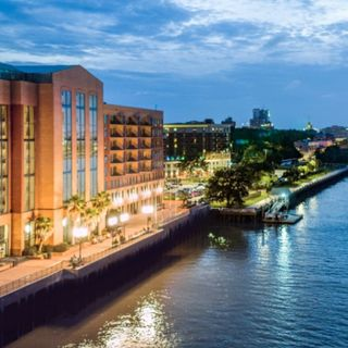 Savannah Marriott Riverfront Completes $20-Million Renovation