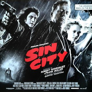 Out Now Commentary: Sin City (2005)