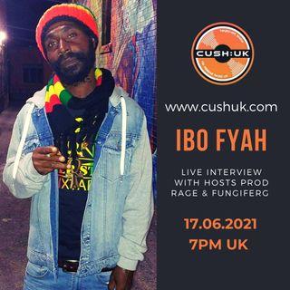 The Cush:UK Takeover Show - EP.188 - Prod Rage, fungiFerg & Ibo Fyah