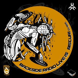 Backside Radio Live 15_ Bisturi Dj Set_Hazard Unitz
