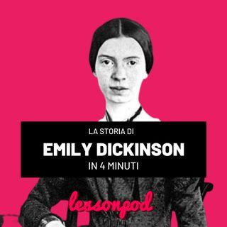 Emily Dickinson: la poetessa in 4 minuti