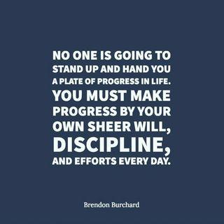 Get disciplined! Ep. 184