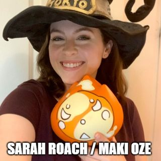 All About Fire Force FT. Sarah Roach (Voice of Maki Oze)