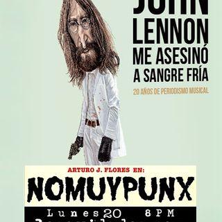 NoMuyPunx con Arturo J. Flores